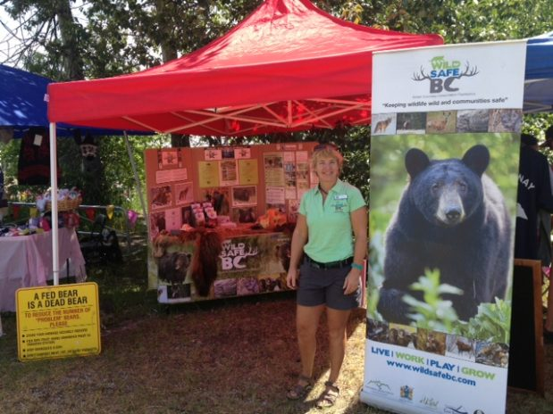 WildSafeBC will be at community events throughout the Elk Valley and South Country